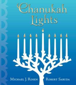 Chanukah Lights Pop-Up