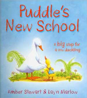 Puddle's New School de Amber Stewart