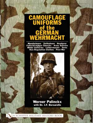 Camouflage Uniforms of the German Wehrmacht imagine