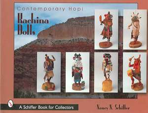 Contemporary Hopi Kachina Dolls imagine