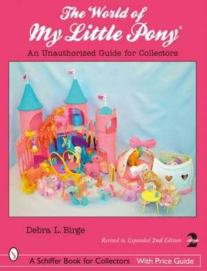 The World of My Little Pony imagine