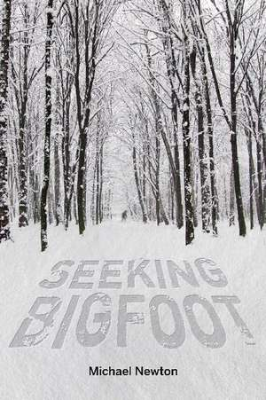 Seeking Bigfoot imagine