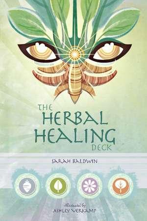 Herbal Healing Deck