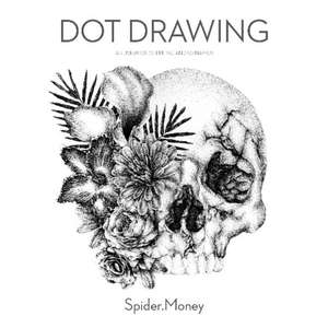 Dot Drawing: A Fusion of Stippling and Ornament de Spider. Money