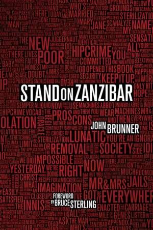 Stand on Zanzibar de John Brunner