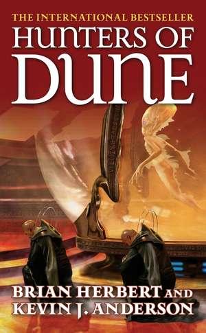 Hunters of Dune de Brian Herbert