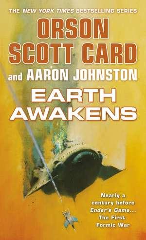 Earth Awakens de Orson Scott Card