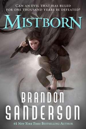 Mistborn:  The Elephants' Graveyard de Brandon Sanderson