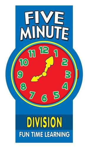 Five Minute Division: Fun Time Learning de Matt Ward