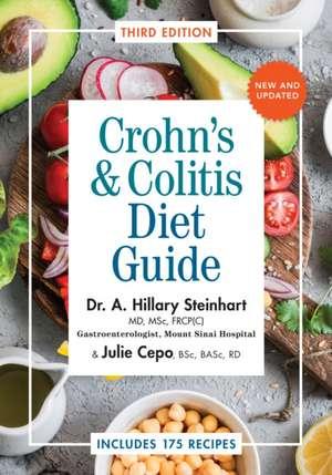 Crohn's & Colitis Diet Guide de Hillary Steinhart & Julie Cepo