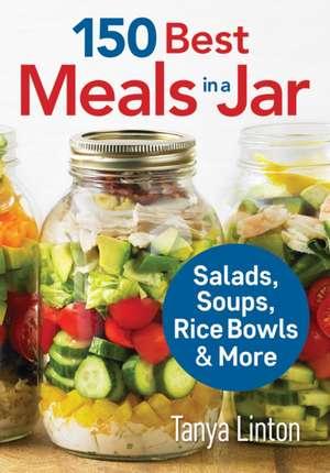 150 Best Meals in a Jar imagine