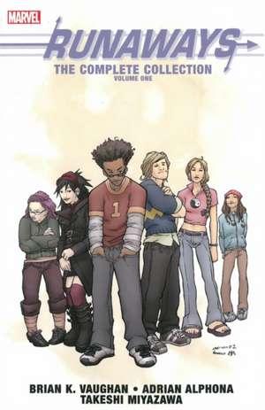 Runaways: The Complete Collection Volume 1 de Brian K. Vaughan