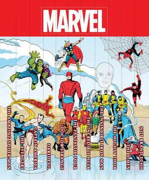 Marvel Famous Firsts: 75th Anniversary Masterworks Slipcase Set de Stan Lee