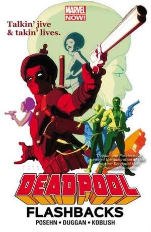 Deadpool: Flashbacks imagine