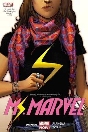 Ms. Marvel Vol. 1 de Adrian Alphona