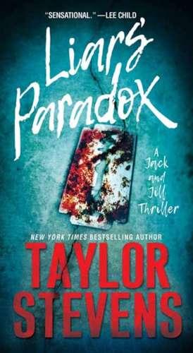 Liars' Paradox de Taylor Stevens