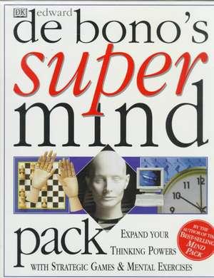 De Bono's Supermind Pack de  Dk Publishing