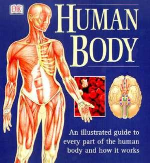 The Human Body de Ann Baggaley
