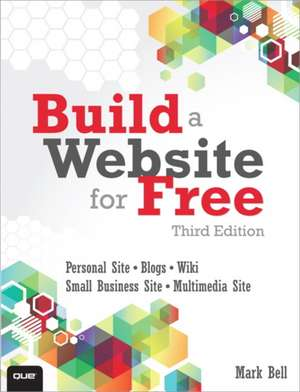 Build a Website for Free de Lecturer in Law Mark Bell
