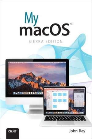 My OS X de JOHN RAY