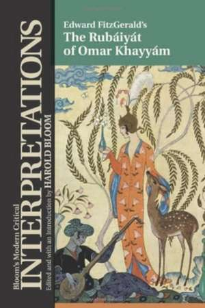 Janyce Marson's Rubaiyat of Omar Khayyam de Harold Bloom
