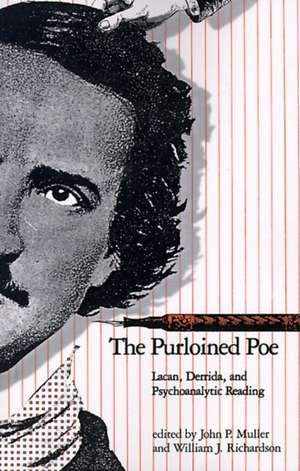 The Purloined Poe – Lacan, Derrida, and Psychoanalytic Reading