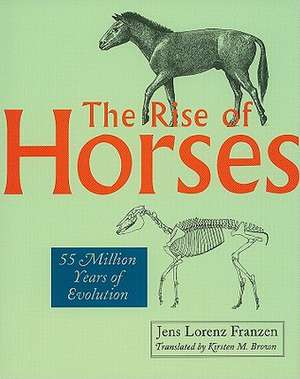 The Rise of Horses – 55 Million Years of Evolution