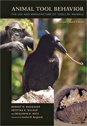 Animal Tool Behavior – The Use and Manufacture of Tools by Animals – Revised Edition 2e imagine