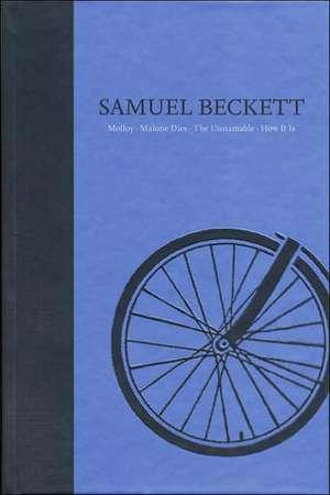 Samuel Beckett:  Novels de Samuel Beckett