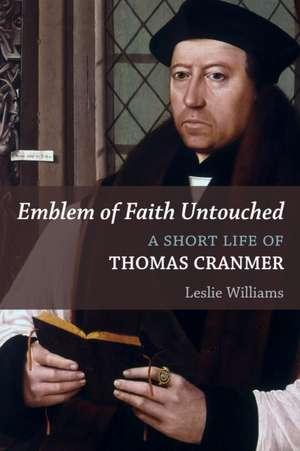 Emblem of Faith Untouched de Leslie Williams