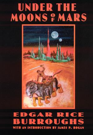 Under the Moons of Mars de Edgar Rice Burroughs