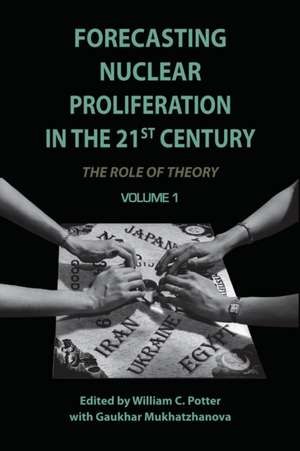 Forecasting Nuclear Proliferation in the 21st Century imagine