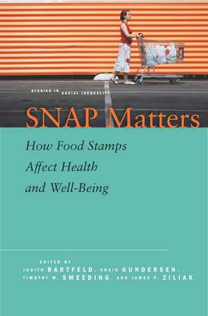 SNAP Matters imagine