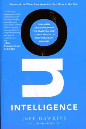 On Intelligence de Jeff Hawkins