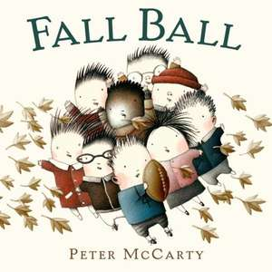 Fall Ball de Peter McCarty