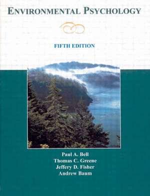 Environmental Psychology de Paula Bell