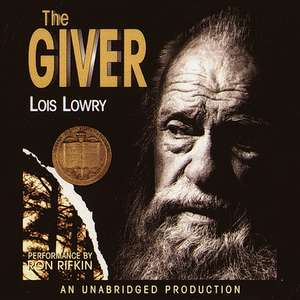 The Giver de Lois Lowry