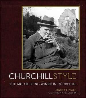Churchill Style de Barry Singer