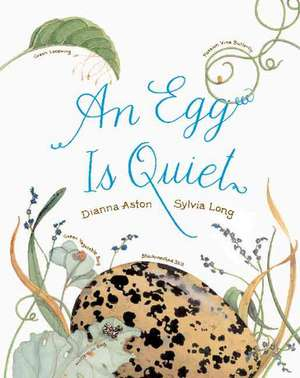 An Egg Is Quiet