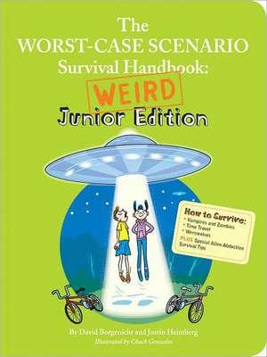 The Worst-Case Scenario Survival Handbook de David Borgenicht
