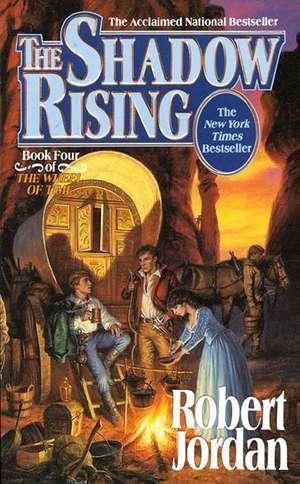 The Shadow Rising de Robert Jordan