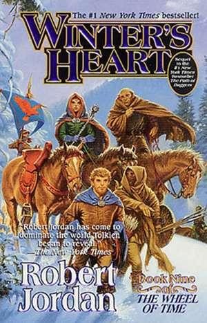 Winter's Heart:  Book Nine of 'The Wheel of Time' de Robert Jordan