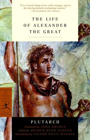 The Life of Alexander the Great de  Plutarch