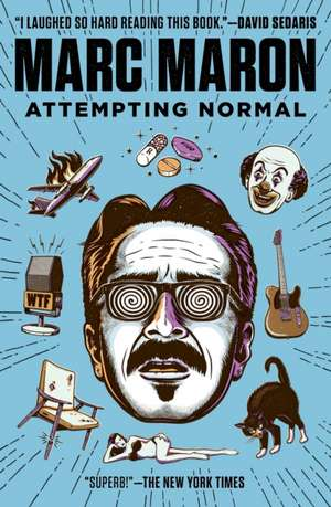 Attempting Normal de Marc Maron