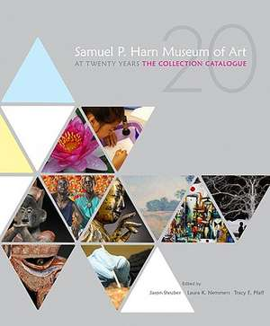 Samuel P. Harn Museum of Art at Twenty Years:  The Collection Catalogue de Tracy E. Pfaff