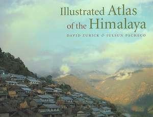 Illustrated Atlas of the Himalaya de David Zurick