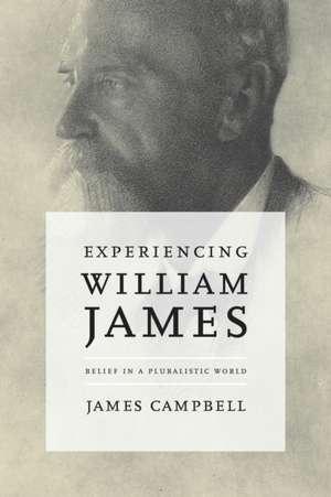 Experiencing William James de James Campbell
