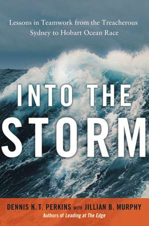 Into the Storm: Lessons in Teamwork from the Treacherous Sydney to Hobart Ocean Race de Dennis Perkins