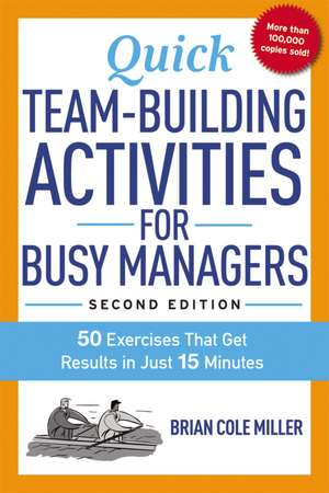 Quick Team-Building Activities for Busy Managers