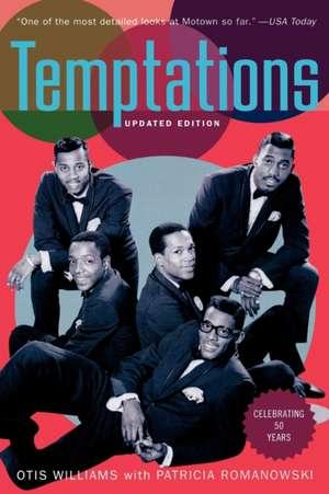 Temptations de Otis Williams